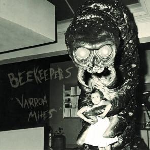 "BEEKEEPERS ""Varroa Mites"" LP (Blue insert, colored vinyl)"