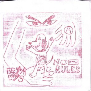"BETA BOYS "" Brick Wall"" 7"""