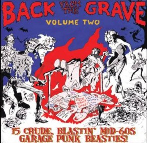 "VARIOUS ARTISTS ""Back From The Grave Vol. 2"" LP (Gatefold)"