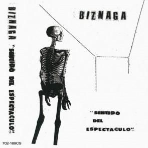 "BIZNAGA ""Sentido del Espectáculo"" Cassette"