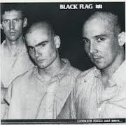 "BLACK FLAG ""Licorice Pizza"" 7"""