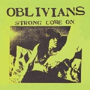 "OBLIVIANS ""Strong Come On"" EP"