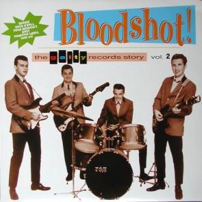 """VARIOUS ARTISTS """"Bloodshot Vol. 2"""" LP"""