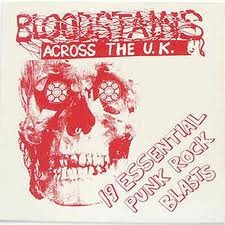 "VARIOUS ARTISTS ""Bloodstains Across The U.K."" LP"
