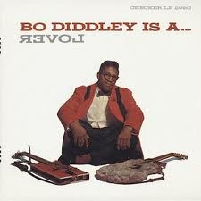 "DIDDLEY, BO ""Is A Lover"" LP"