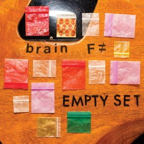 "Brain F? ""Empty Set"" LP"