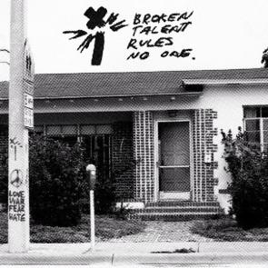 """BROKEN TALENT """"Rules No One"""" LP"""