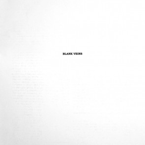 "BLANK VEINS ""From One Head"" 12"" (White Vinyl, LTD.)"