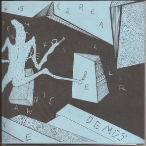 "CEREAL KILLER ""Demo"" 7"" (Blue cover)"