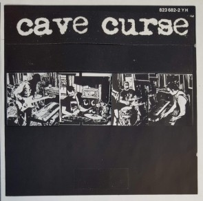 "CAVE CURSE ""Buried / Trash People"" 7"" (Cover 3)"