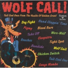 "VARIOUS ARTISTS ""Wolf Call!"" LP"