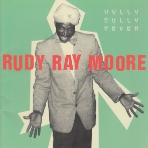 """RUDY RAY MOORE """"Hully Gully Fever"""" (2xLP) (Gatefold)"""