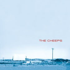 THE CHEEPS 'The Cheeps' CD