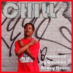 """CHILL """"Take It From The Blind Side"""" LP"""