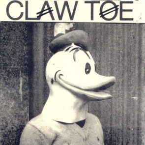 """CLAW TOE """"S/T"""" EP"""