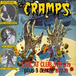 CRAMPS 'Live At Club 57 1979' 2xLP