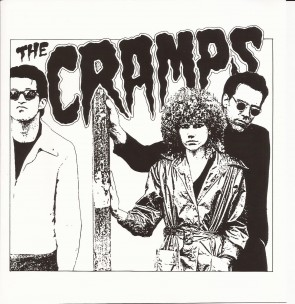"CRAMPS ""The Band That Time Forgot"" 7"" (GREEN vinyl)"