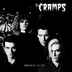 "CRAMPS ""Gravest Hits"" (200 gram, LTD.) LP"