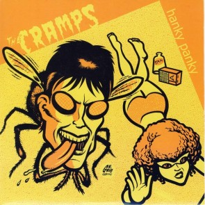 "CRAMPS ""Hanky Panky"" 7"""
