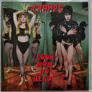 "CRAMPS ""Look Mom No Head"" LP (Green vinyl)"