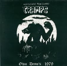 "CRAMPS ""Ohio Demos"" LP"