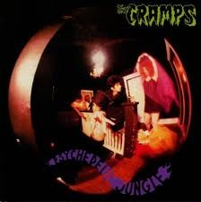 CRAMPS 'Psychedelic Jungle' LP (Purple Marble vinyl)