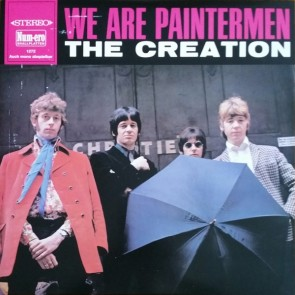 "THE CREATION ""We Are Paintermen"" LP (PINK vinyl)"
