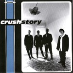 CRUSHSTORY self-titled CDEP