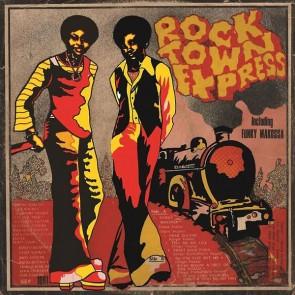 """ROCK TOWN EXPRESS """"Funky Makossa"""" LP"""