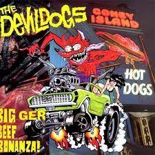THE DEVIL DOGS 'Bigger Beef Bonanza' LP
