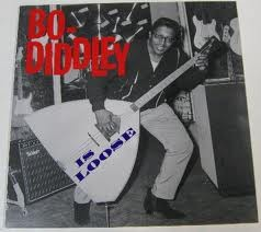 DIDDLEY, BO 'Bo Diddley Is Loose' LP