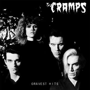 """CRAMPS """"Gravest Hits"""" 12"""" (150 gram vinyl)"""