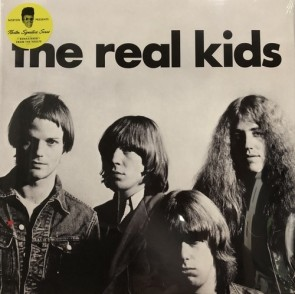 "REAL KIDS ""Real Kids"" LP (40th anniversary edition, Gatefold)"