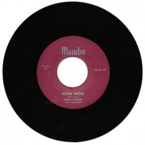 "EGGINS, WILLIE ""What A Shame/ Wow Wow"" 7"""
