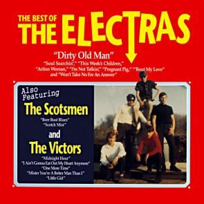 """ELECTRAS/ SCOTSMEN/ VICTORS """"the Best Of"""" LP"""