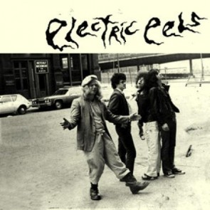 "ELECTRIC EELS ""Accident / Wreak And Roll"" 7"""