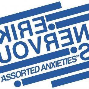 """ERIK NERVOUS """" Assorted Anxieties"""" LP"""