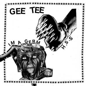 """GEE TEE / SATANIC TOGAS """"Split"""" 7"""""""