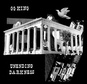 "GG KING ""Unending Darkness"" LP"