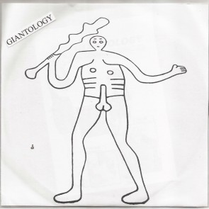 "GIANTOLOGY ""Hold Me Down b/w The Great Refrigerator"" 7"" (Cover 1)"