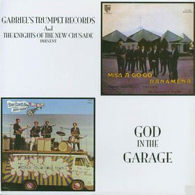 """VARIOUS ARTISTS """"God In The Garage"""" LP"""