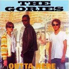 "GORIES ""Outta Here"" LP"