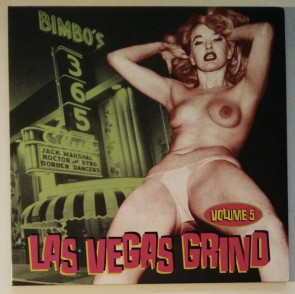 "VARIOUS ARTISTS ""Las Vegas Grind #5"" LP (Gatefold)"