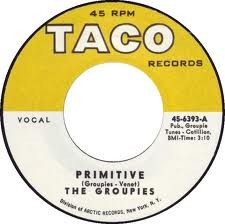 "GROUPIES ""Primitive/ Hog"" 7"""