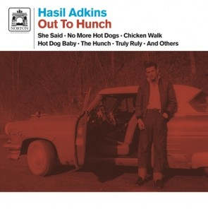 """ADKINS, HASIL """"Out To Hunch"""" LP"""