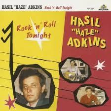 """ADKINS, HASIL """"Rock N' Roll Tonight"""" LP"""
