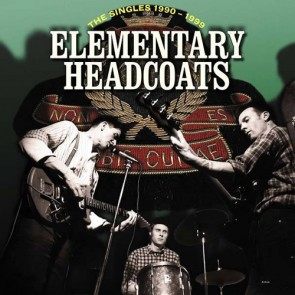 """HEADCOATS, THEE """"Elementary Headcoats (The Singles 1990 - 1999) (3xLP)"""