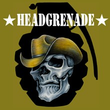 HEADGRENADE self-titled CD