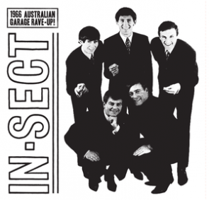 "IN-SECT ""I Can See My Love"" 7"""