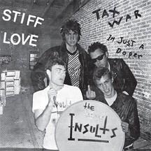 """INSULTS """"Stiff Love"""" EP 7"""""""